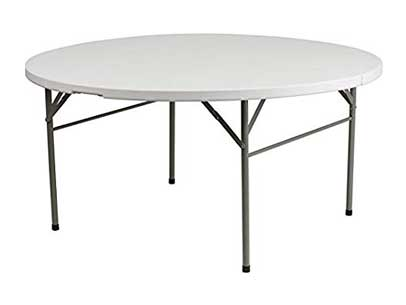 Plastic Round Folding Tables